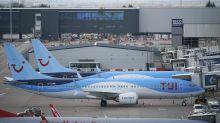 Tui and travel stocks slammed by new 737 Max warnings