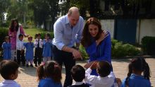 Prince William, Kate kick off five-day Pakistan tour