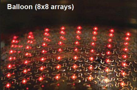 Flexible, implantable LEDs look set to start a new body modification craze