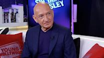 IRON MAN 3's Sir Ben Kingsley on Working With RDJ