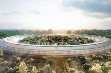 Apple expenditures to grow on solar project, new campus