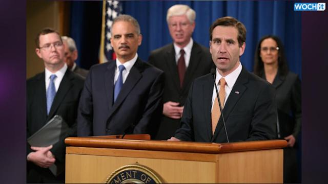Beau Biden, Son Of U.S. VP, To Run For Governor Of Delaware