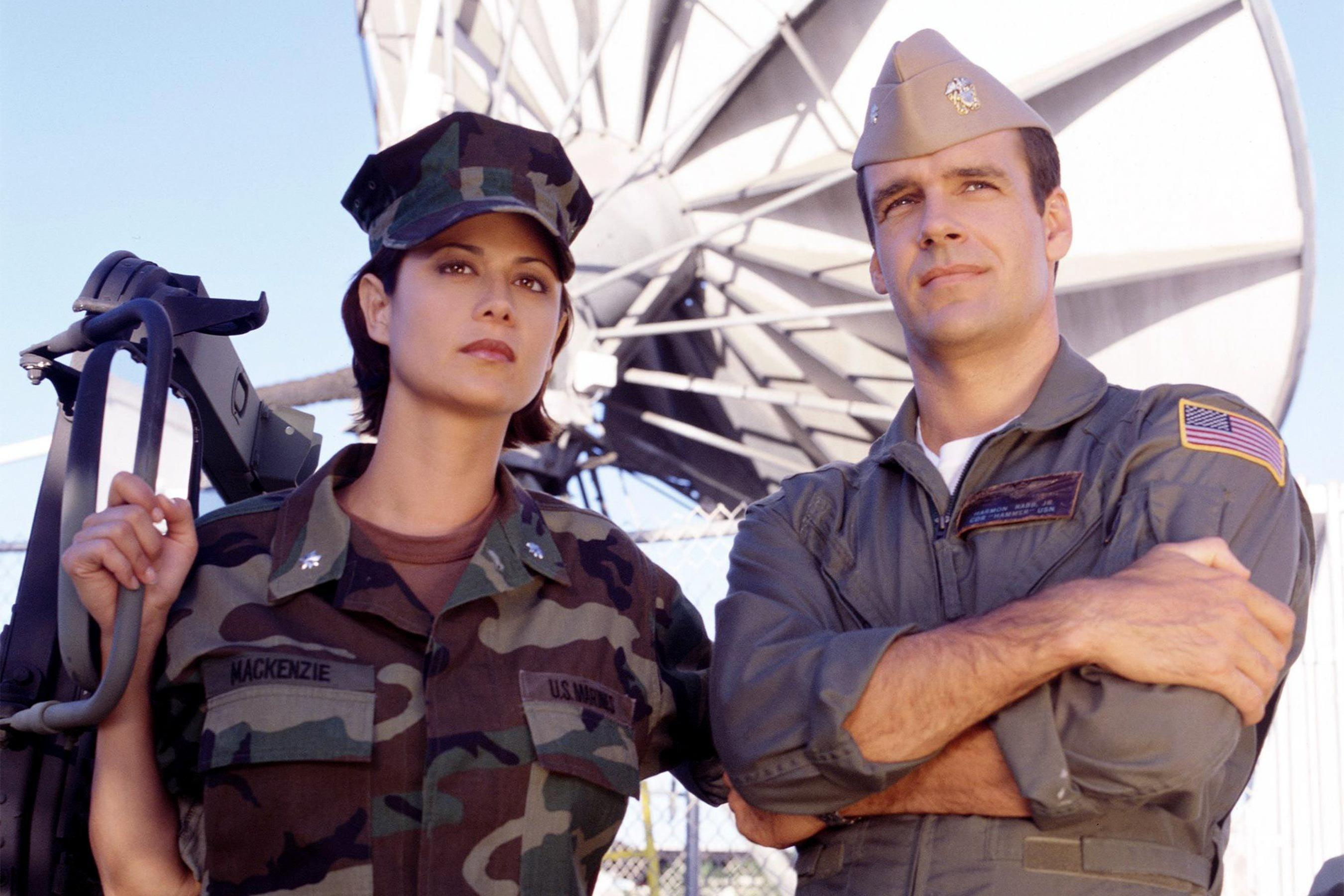 NCIS mothership JAG is back on the air! WGN America will marathon