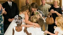Teacher invites 20 of her students to serve as flower girls, ring bearers in her wedding