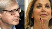 Barbara D'Urso contro Vittorio Sgarbi: lite a Live – Non è la D'Urso
