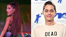 Pete Davidson's Tattoo Artist on Ariana Grande
