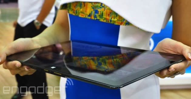 Intel's super-thin 'Core M' tablets will be cheaper than you think