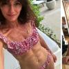 TV star's bikini selfie sparks debate