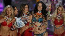 Mucha sensualidad y colorido en el desfile anual de los angelitos de Victoria's Secret; míralas
