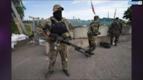 Ukraine Protests To Russia Over Airspace Violations