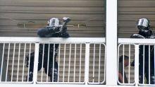 警察向人群發射橡膠子彈、布袋彈的危險