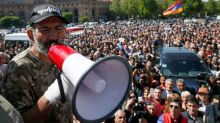 Armenian opposition bloc to nominate protest leader Pashinyan as PM