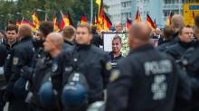 East German Businesses Battle Xenophobia in `Fight for Survival'