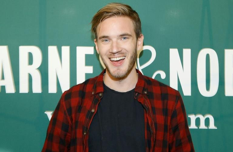 YouTube star PewDiePie says 'no excuses' for racial slur