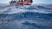 Moroccan navy rescues 38 migrants at sea