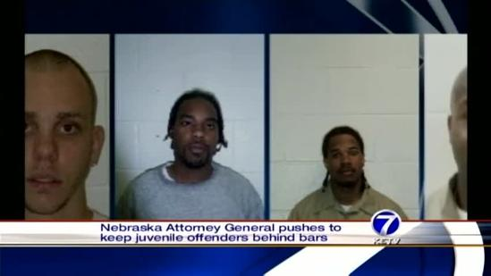 Nebraska's attorney general argues killers should stay behind bars