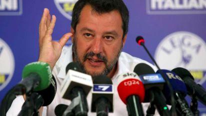 """Salvini: """"La Lega è pronta a governare Roma"""""""