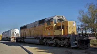 Morgan Stanley, Union Pacific earnings: Day ahead