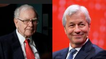 Morning Brief: Buffett, Dimon slam quarterly profit forecasts