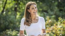 Kate Middleton Just Wore the Fall 2020 Version of Princess Diana's Famous Pants