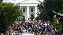 美國抗議活動追蹤:抗議活動總體和平 更多城市開始取消宵禁