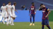 Messi se cansó de los fracasos del Barcelona y... ¿ahora?