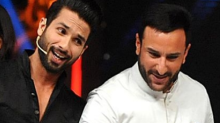 The 'Rangoon' Fathers-To-Be Saif Ali Khan and Shahid Kapoor Are Rejoicing For a Special Reason! Guess What!