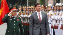 U.S. to provide ship to Vietnam to boost South China Sea patrols