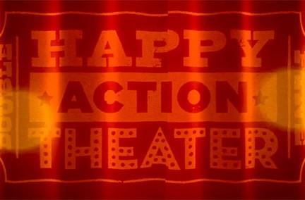 Double Fine's Happy Action Theater conjures up Kinect magic