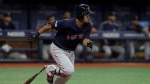 MLB/基襪大戰先發敲安 林子偉打擊率逐步回升