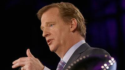Goodell Makes Light of Reception in New Orleans