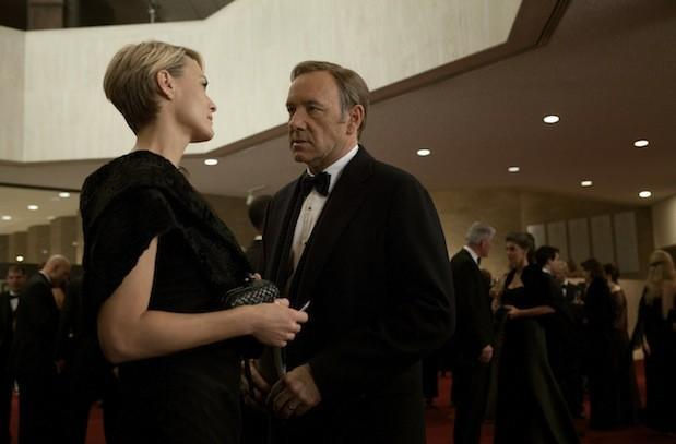 Netflix passes bill for the third season of House of Cards