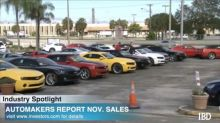 What You Need To Know About Nov. Auto Sales, Subprime Auto Loans