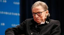 A voting advocacy group recorded over 40,000 new voter registrations in the 2 days after the death of Ruth Bader Ginsburg