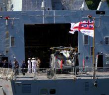 U.K. denies Russia fired warning shots at destroyer in Black Sea