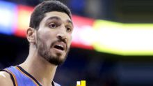 Turkish NBA player Enes Kanter claims he was detained in airport over political views