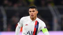 Chelsea confirm the signing of Thiago Silva on free transfer