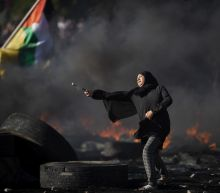 Palestinians go on strike as Israel-Hamas fighting rages