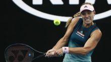 Tennis: Kerber wins battle of left-handers to progress to third round