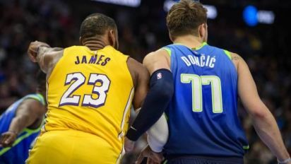 Basket - NBA - Giannis Antetokounmpo contre Stephen Curry et LeBron James face à Luka Doncic le jour de Noël ?