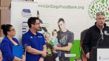 UnitedHealthcare Awards San Diego Food Bank $375,000 Grant to Address Food Insecurity