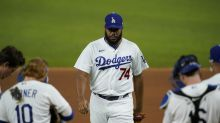The Dodgers' World Series hopes could hinge on sorting out ninth-inning pitching crisis