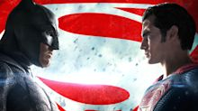 See a Batman, Superman Stare-Down in Exclusive 'Dawn of Justice' Poster