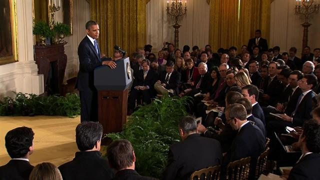 Obama: I don't expect GOP to