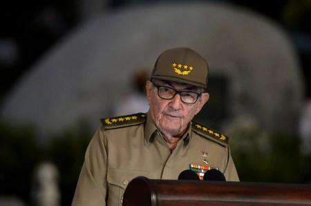 United States hits Cuba's Raul Castro, family with travel ban