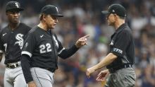 White Sox' Tony La Russa, Tim Anderson ejected vs. Brewers