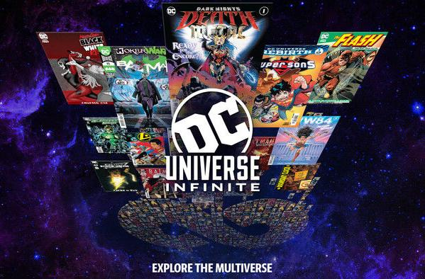 DC Universe will become a comics-only service on January 21st