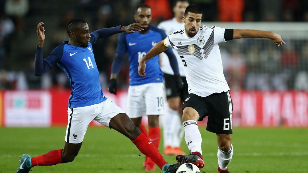"""Khedira nach Remis gegen Frankreich: """"Haben Moral bewiesen"""""""