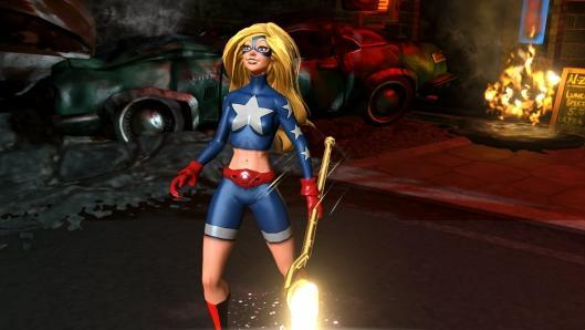 Infinite Crisis reveals Stargirl, complete with pink stars
