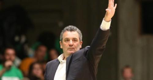 Basket - Pro A - Nanterre - Pascal Donnadieu (Nanterre): «Une performance de finir avec les mêmes»